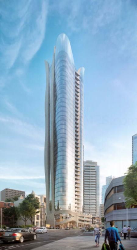 100 Davenport Condominiums in Yorkville
